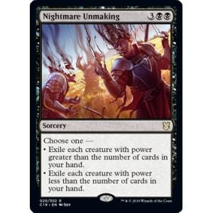 Nightmare Unmaking
