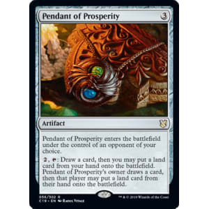 Pendant of Prosperity