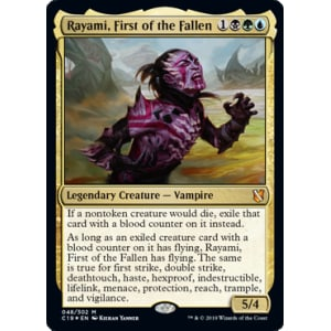 Rayami, First of the Fallen