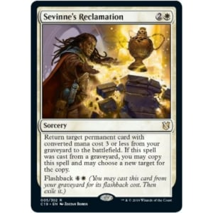 Sevinne's Reclamation