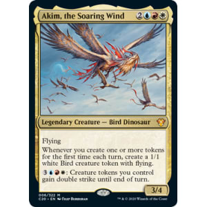 Akim, the Soaring Wind