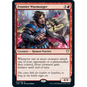Frontier Warmonger