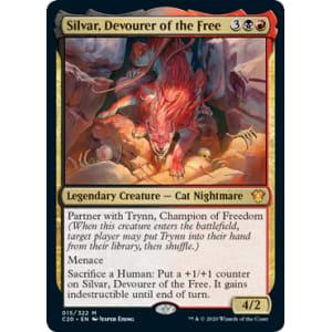 Silvar, Devourer of the Free