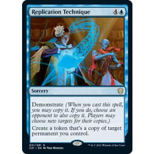 Replication Technique