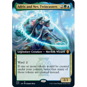Adrix and Nev, Twincasters