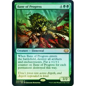 Bane of Progress