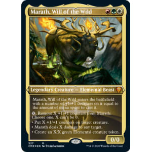 Marath, Will of the Wild