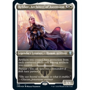 Rebbec, Architect of Ascension