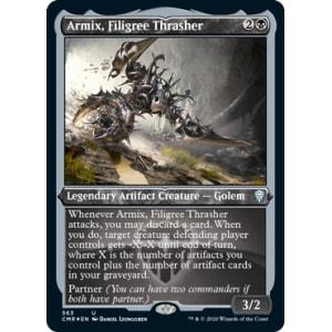 Armix, Filigree Thrasher
