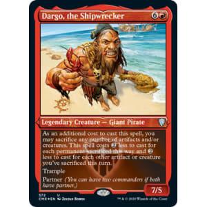 Dargo, the Shipwrecker