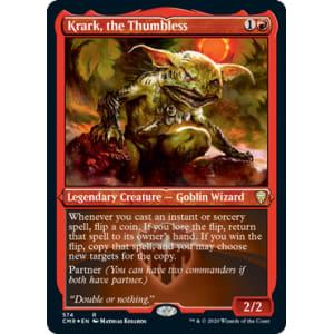 Krark, the Thumbless