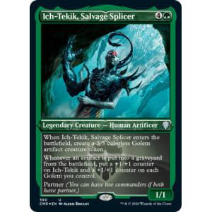 Ich-Tekik, Salvage Splicer