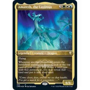 Amareth, the Lustrous