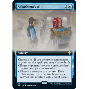 Sakashima's Will