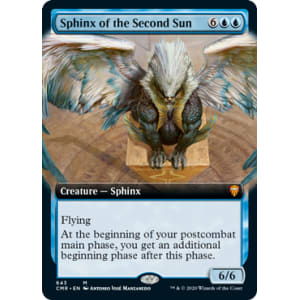Sphinx of the Second Sun