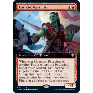 Coercive Recruiter