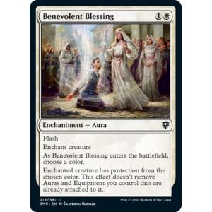Benevolent Blessing