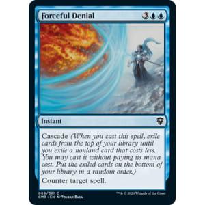 Forceful Denial