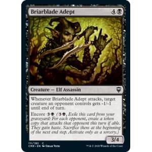 Briarblade Adept