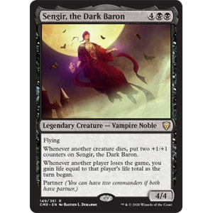Sengir, the Dark Baron