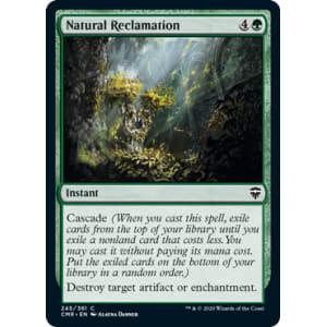 Natural Reclamation