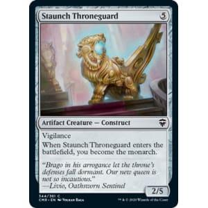 Staunch Throneguard