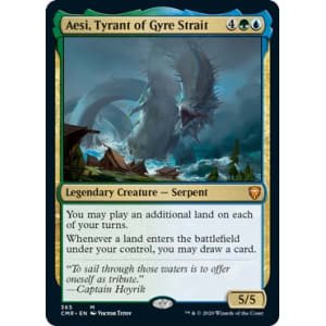 Aesi, Tyrant of the Gyre Strait