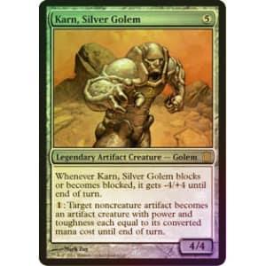 Karn, Silver Golem (Oversized Foil)