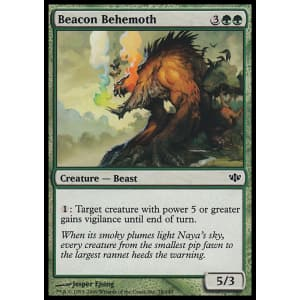 Beacon Behemoth