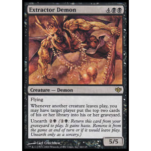 Extractor Demon