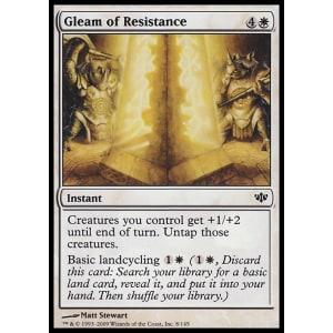 Gleam of Resistance