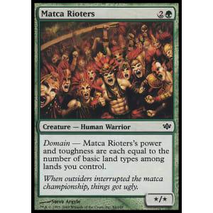 Matca Rioters