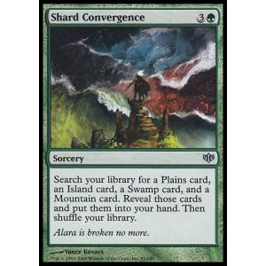 Shard Convergence