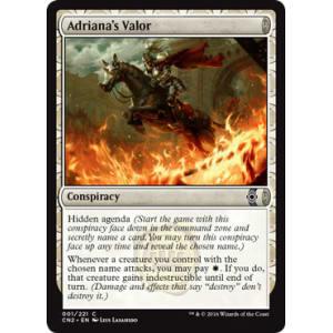 Adriana's Valor