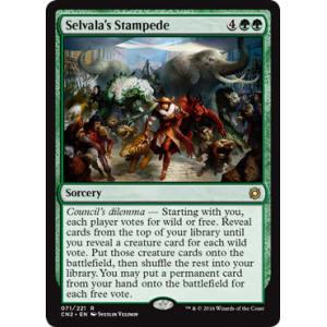 Selvala's Stampede