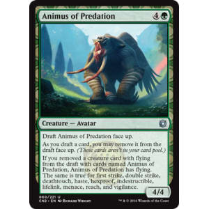 Animus of Predation
