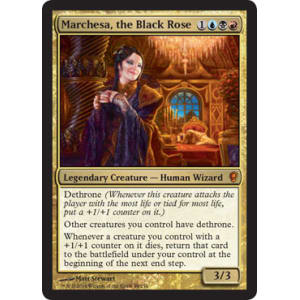 Marchesa, the Black Rose