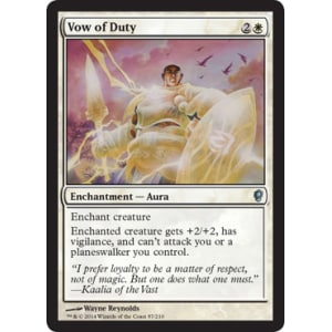 Vow of Duty