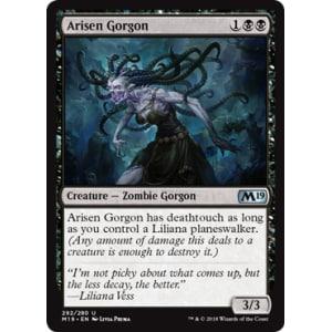 Arisen Gorgon