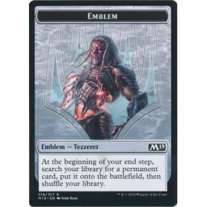 Emblem - Tezzeret, Artifice Master