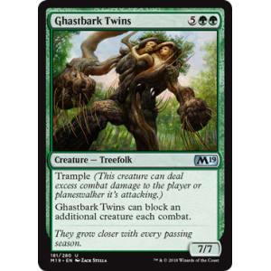 Ghastbark Twins