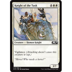 Knight of the Tusk