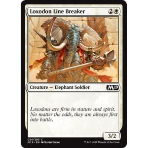 Loxodon Line Breaker
