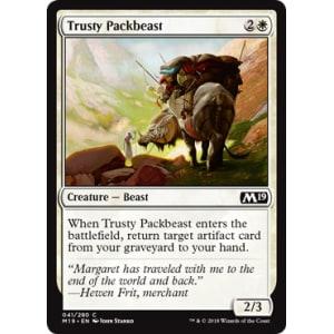 Trusty Packbeast