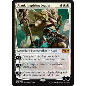 Ajani, Inspiring Leader