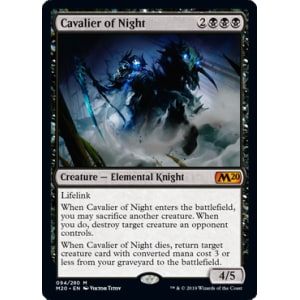 Cavalier of Night