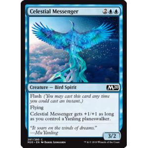 Celestial Messenger