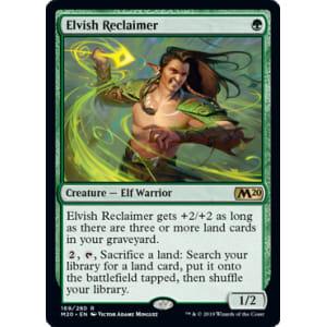 Elvish Reclaimer