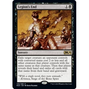 Legion's End