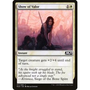 Show of Valor